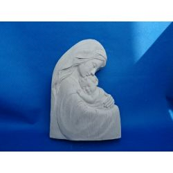 Matka Boska z Dzieciątkiem Ozdoby świąteczne
