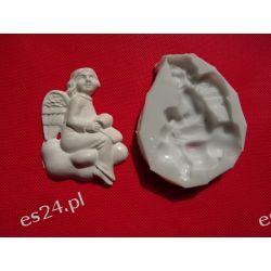 Aniołek forma do odlewów! Przedmioty ręcznie wykonane