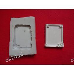 Forma silikonowa ramka Przedmioty ręcznie wykonane