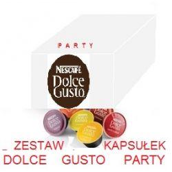 KAPSUŁKI DOLCE GUSTO  MIX PARTY NOWOŚĆ W POLSCE!!