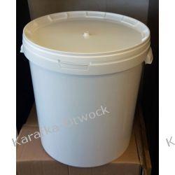 Pojemnik fermentacyjny 33l z pokrywą i korkiem