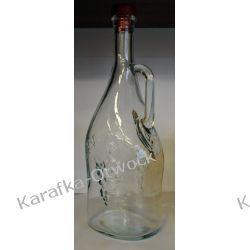 Butelka ozdobna 1,5l z korkiem