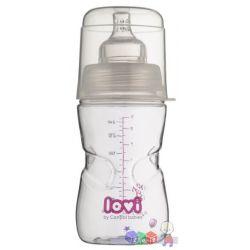 Samosterylizująca butelka do karmienia Lovi 250 ml BPA 0%...