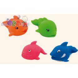 Zabawka do kąpieli Canpol rybki i delfinki...