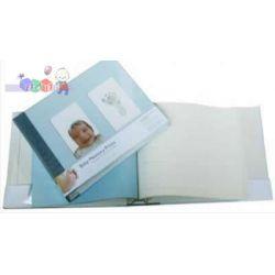 Album do zdjęć Baby Memory Prints - niebieski...