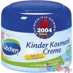 Delikatnie pielęgnujący krem kosmetyczny dla dzieci i niemowląt Bubchen 75ml...