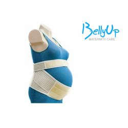 Specjalistyczny ortopedyczny pas ciążowy Belly-Up z usztywnieniami...