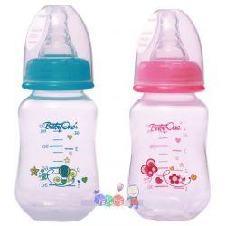Standardowa butelka antykolkowa do karmienia niemowląt Baby Ono 120 ml bez BPA...