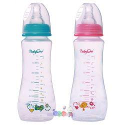 Standardowa butelka antykolkowa do karmienia niemowląt Baby Ono 240 ml bez BPA...