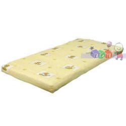 Piankowe materace Danpol do łóżeczek 140x70 cm...