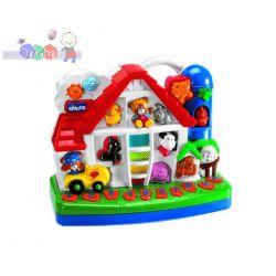 Zabawka muzyczna farma Chicco...