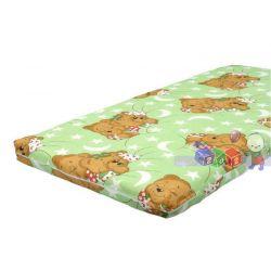 Kokosowy materac na wymiar do łóżeczka Danpol 160x90cm...