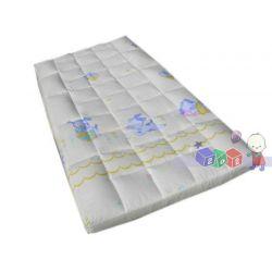 Zdrowotno-rehabilitacyjny materac piankowo-gryczany Danpol 200 x 90 cm 14 cm ze zdejmowanym pokrowcem...