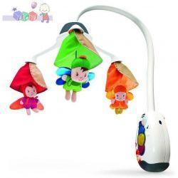 Zabawka niemowlęca Chicco Karuzela na łóżeczko Relax & Play...