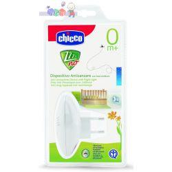 Urządzenie ultradźwiękowe na komary do gniazdka z nocną lampką Chicco...