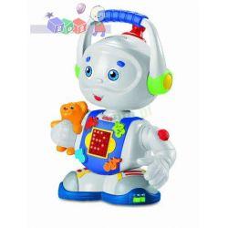 Uczący robot tobi Fisher Price INteraktywna zabawka dla maluchów...