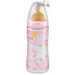 Różowa butelka dla dzieci pojemność 300ml Nuk...