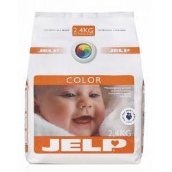 Proszek do prania odzieży dzieciecej jelp kolor 2,4 kg...