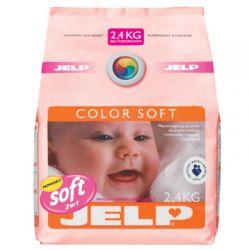 Proszki  Jelp do parania belizny i odzieży niemowlęcej Soft kolor 2,4 kg...