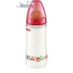 Karmienie dziecka - butelki Nuk First Choice ze smoczkiem lateksowym 300 ml...