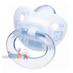 Silikonowy smoczek do uspokajania Nuk Baby Blue 0-6 miesięcy...