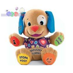 Edukacyjne zabawki dwujęzyczne Fisher Price - Dwujęzyczny Szczeniaczek Uczniaczek...