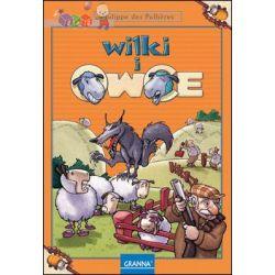 Gry rodzinne Granna – Wilki i owce - gra roku 2003 7 lat+...