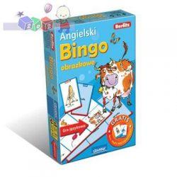 Angielski – Bingo + druga gra w prezencie, Granna 5 lat+...