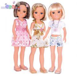 Nancy Gold - piękne lalki do dekorowania 43 cm Famosa...