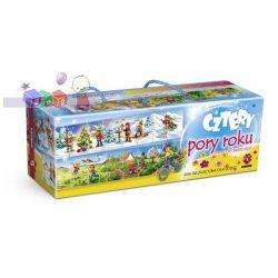 Gra edukcyjna Maxim - Cztery pory roku dla dzieci w wieku 3-6 lat...