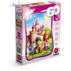 Maxim puzzle 60 elementowe z obrazkami z bajek...