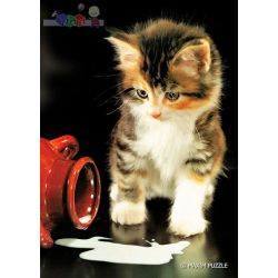 Puzzle Maxim Animals 104 elementy - kotek...