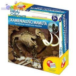 Skamieniałości mamuta - zestaw edukacyjny dla dzieci 7+ Liscianigiochi Młody odkrywca...