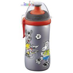 Kubek piłkarski Junior Cup Nuk 300 ml dla dzieci od 3 lat...