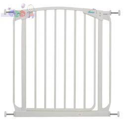 Bramka zabezpieczająca Dreambaby wysokość 75 cm - szerokość 71-82 cm biała F160W...