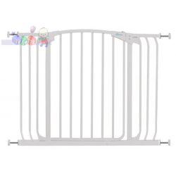 Bramka zabezpieczająca Dreambaby wysokość 75 cm - szerokość 97-108 cm biały F170W...