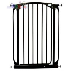 Bramka bezpieczeństwa Dreambaby wysokość 1 m - szerokość 71-82 cm czarna F190B...