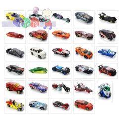 Małe samochodziki Hot Wheels 1 szt. - mix wzorów...