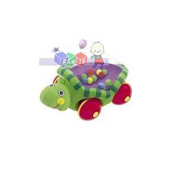 Żółwik podróżnik 6m+ Sassy...