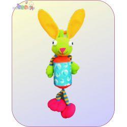 Zawieszka dzwoneczek zabawki Tiny Love Króliczek...