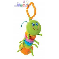 Wibrująca gąsienica zabawka dla dzieci Tiny Love...