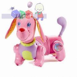 Interaktywny pies fiona zabawka dla dzieci Tiny Love...