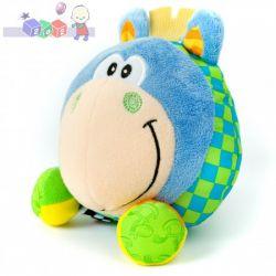 Playgro Osiołek Wow Wee Toy Box zabawka z dźwiękami i gryzakami...
