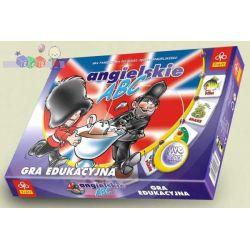 Edukacyjna gra pamięciowa Trefl Angielskie ABC dla dzieci 4-10 lat...