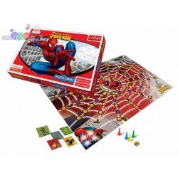Spider Man Pajęczy zmysł - emocjonująca gra planszowa Trefl...