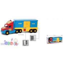 Duży tir kontener Super Truck Wader 36510...