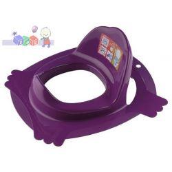 Funkcjonalna nakładka na sedesThermobaby, ułatwia dziecku korzystanie z toalety...