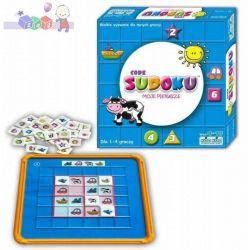 Moje pierwsze Sudoku - gra logiczna dla dzieci Kod Kod...