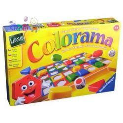 Gra w kolory i kształty - Colorama Ravensburger...