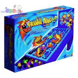 Wspaniała gra dla całej rodziny Piranie atakują Mattel...